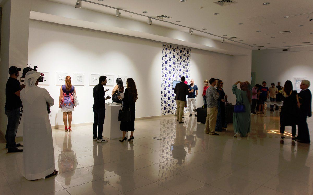 Ramadanization Art Exhibition Dubai