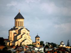 sameba cathedral tbilisi