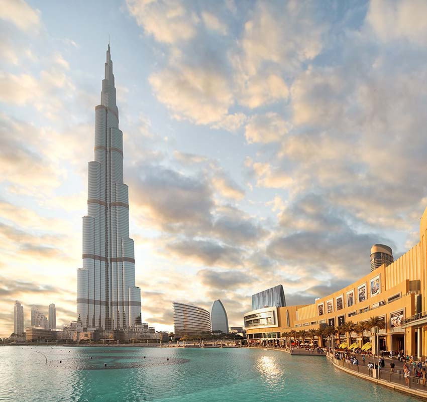 The Inside Story Of The Spectacular Burj Khalifa
