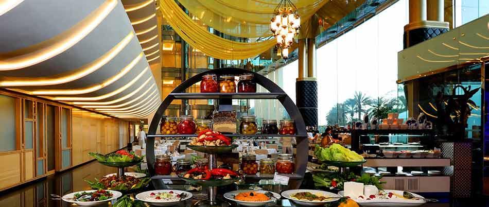 Farriers Eid brunch at Meydan Hotel