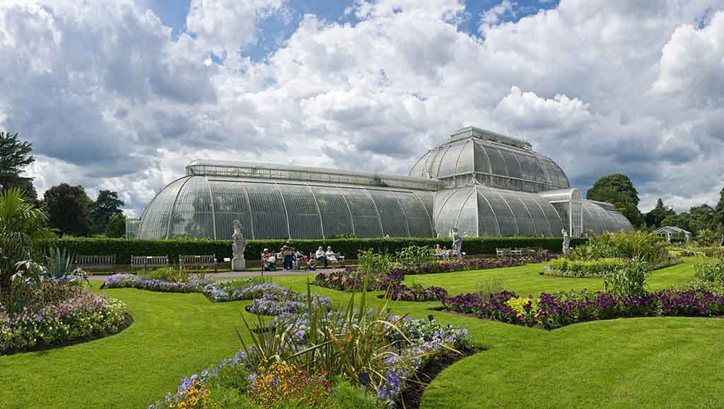 Kew Royal Botanic Gardens London