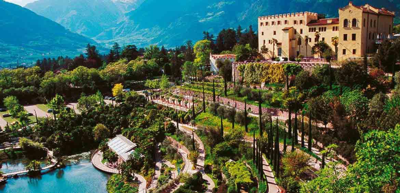 Trauttmansdorff Castle Garden