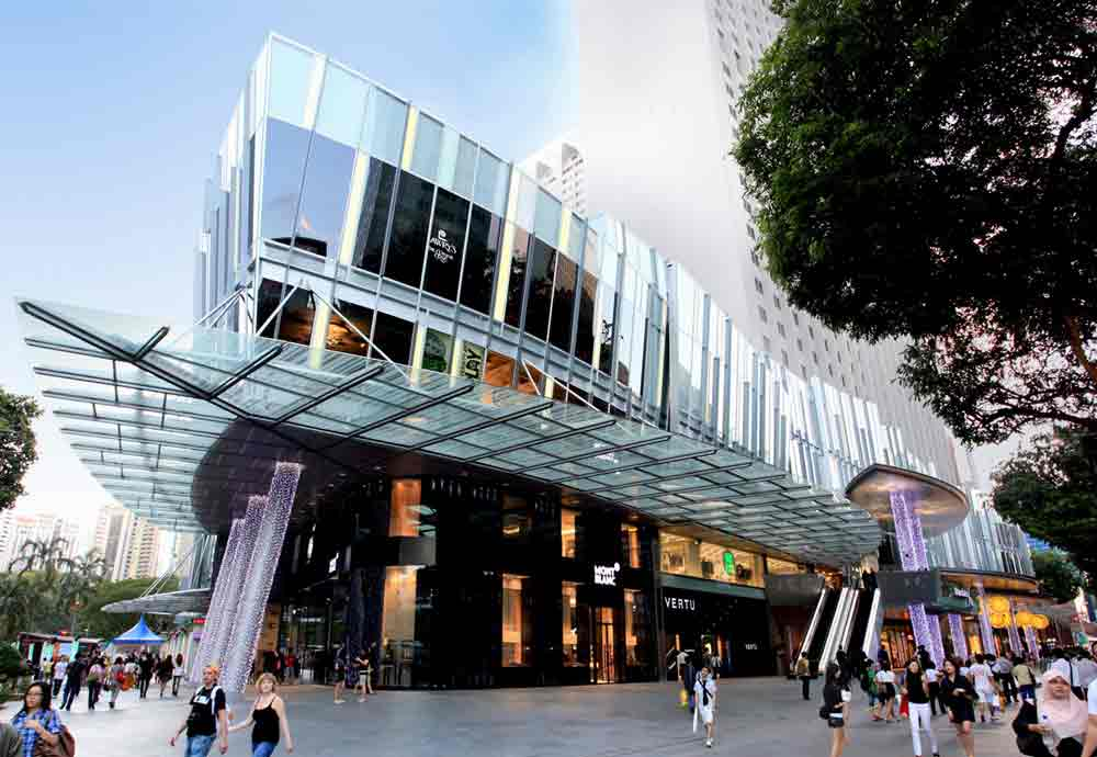 mandarin gallery singapore
