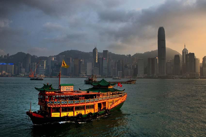 star ferry cruise hong kong