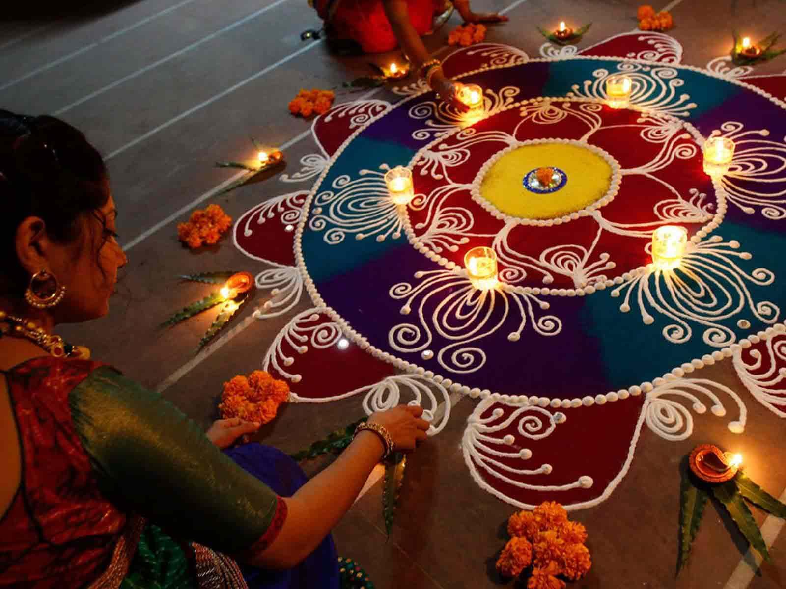 Diwali in Sri Lanka