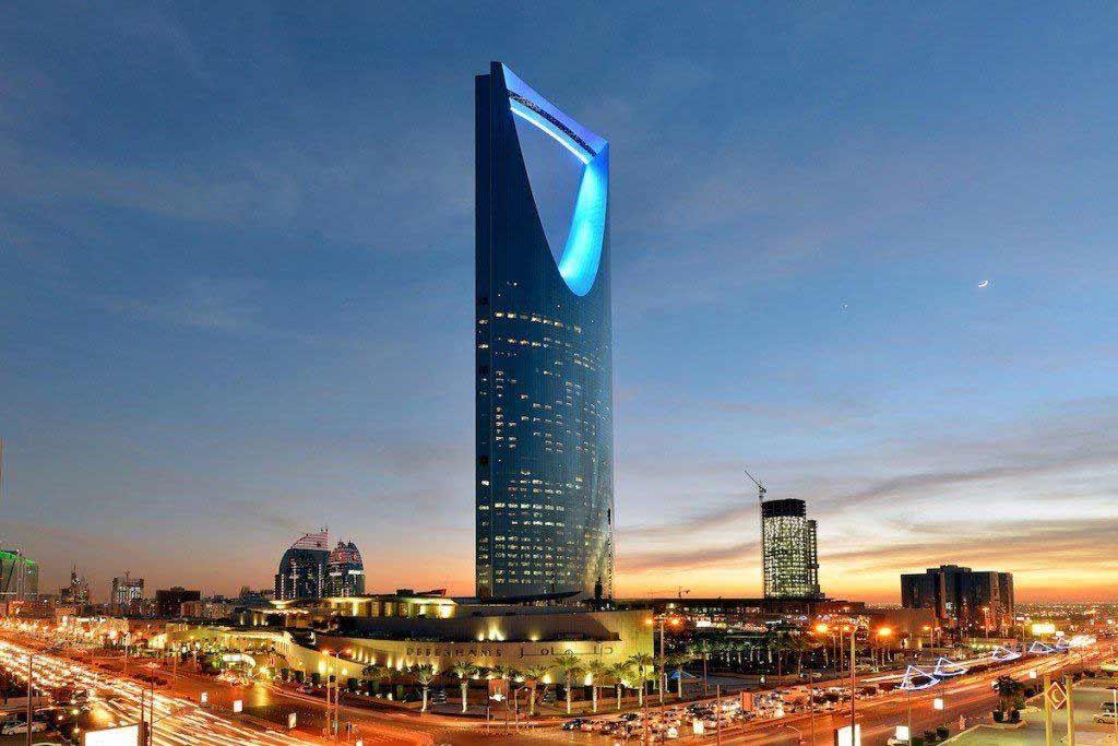 Kingdom Centre Tower riyadh