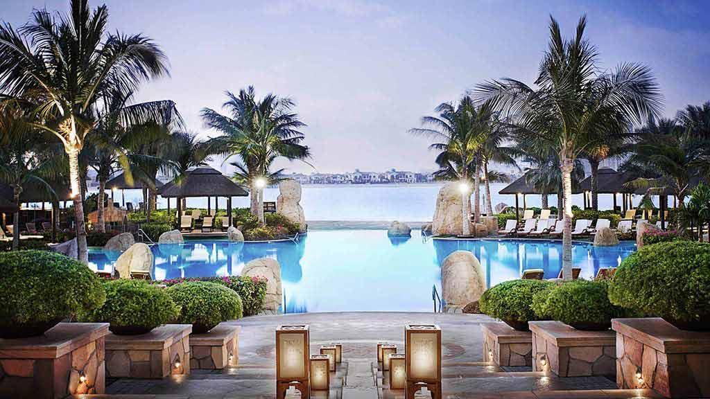 sofitel dubai the palm resort & spa dubai