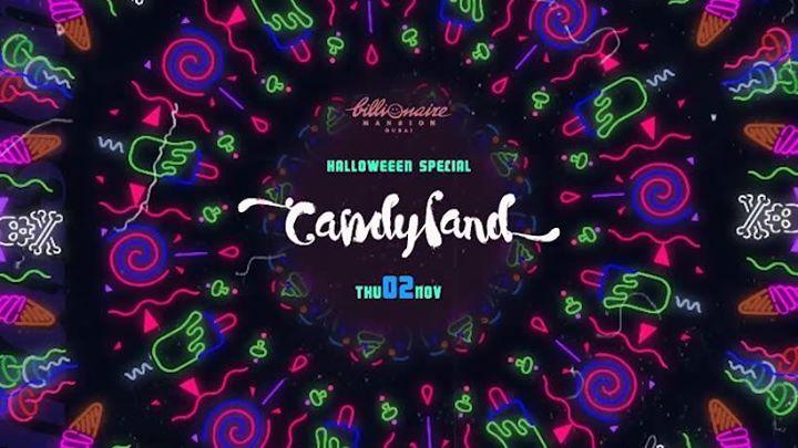 Billionaires Mansions Candyland dubai