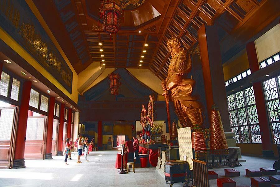 Che Kung Festival