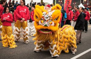 Chinese New Years Parade