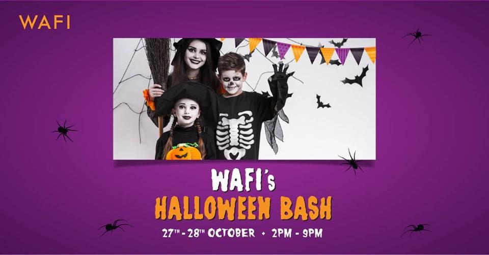 Halloween Bash at Wafi