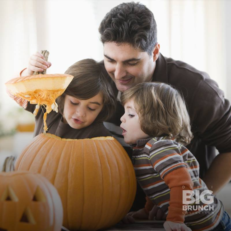 Learn To Carve Scary Pumpkin Lanterns At Mazina