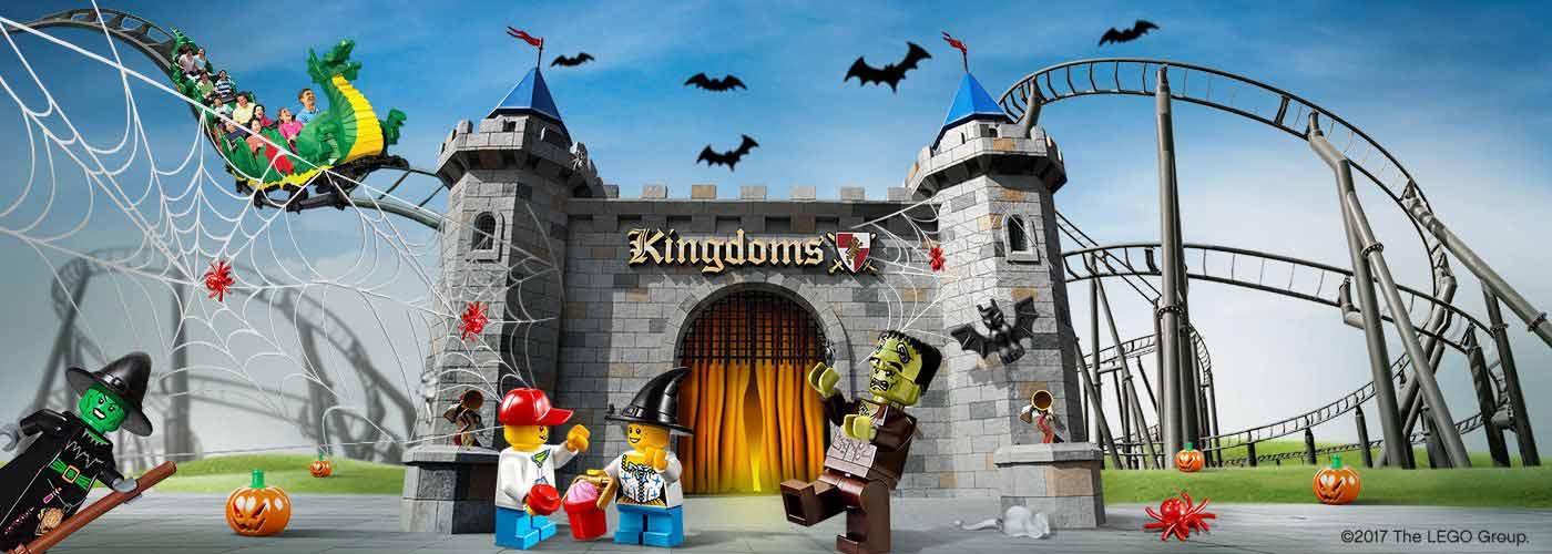 Legolands Cobweb Castle Dubai