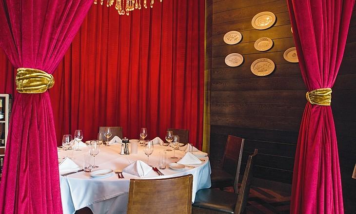 Murder Mystery Night At Ruths Chris Steak House