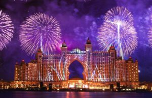 New Year eve dubai