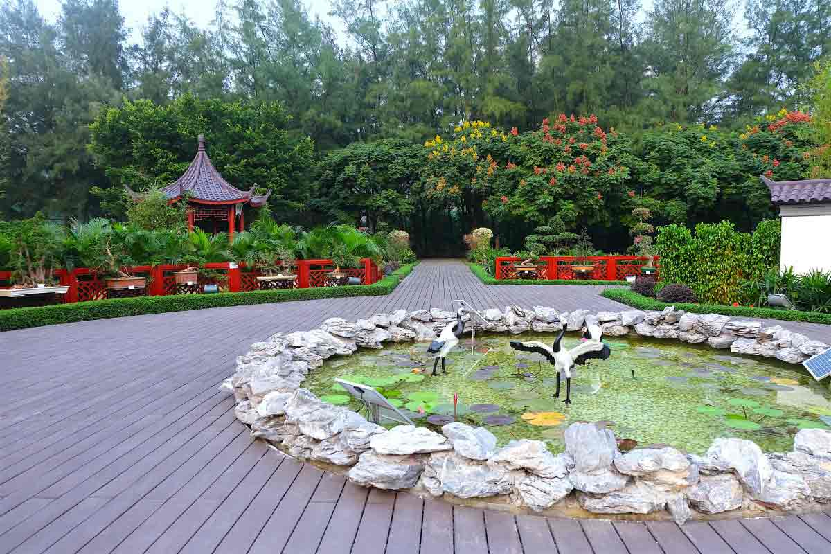 carmel garden macau