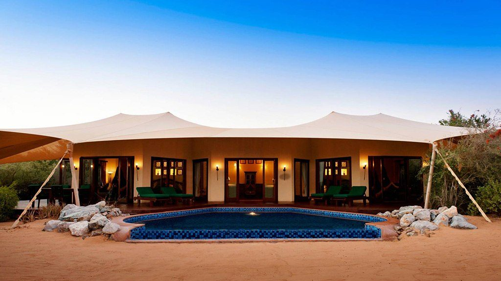 Al Maha Desert Resort and Spa Dubai