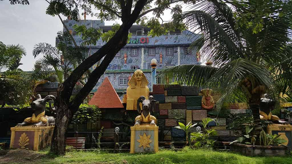 Batam City Ride