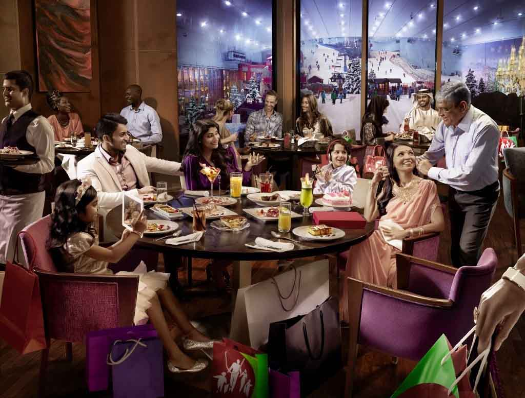 Dining During Dubai Shopping Festival
