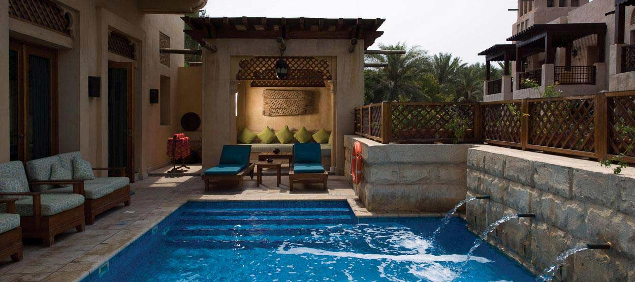 Best Hotels With Private Pools In Dubai