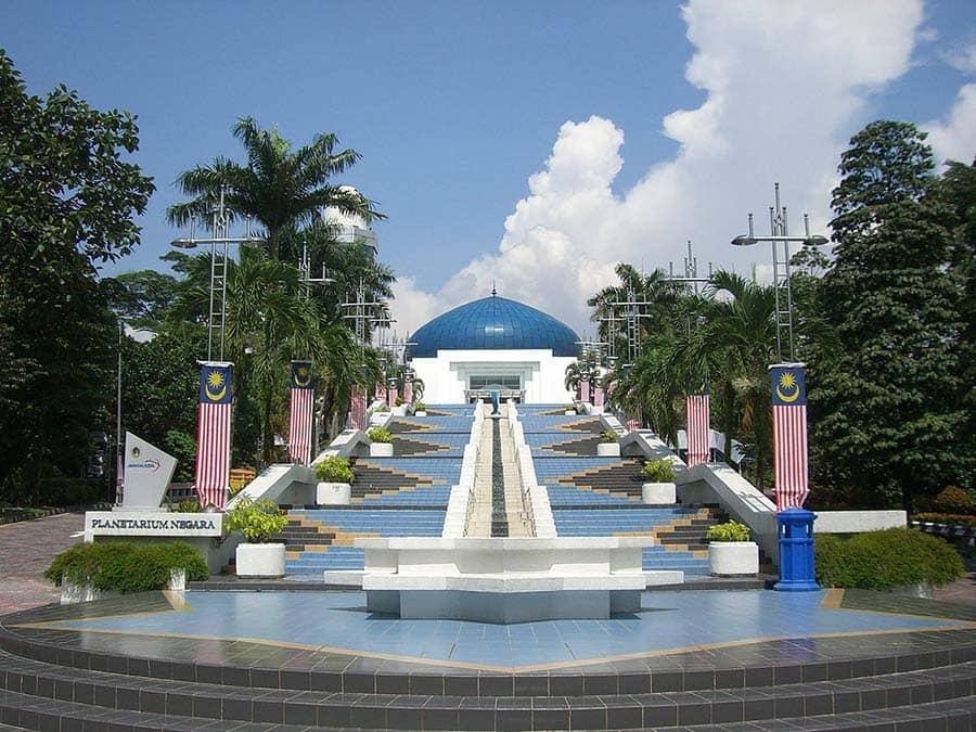 National Planetarium kl