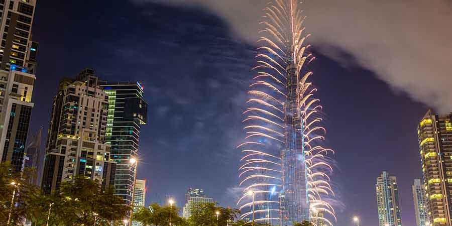 Best Things To Do In Dubai This New Year S Eve Dubai New Year Celebration 2020