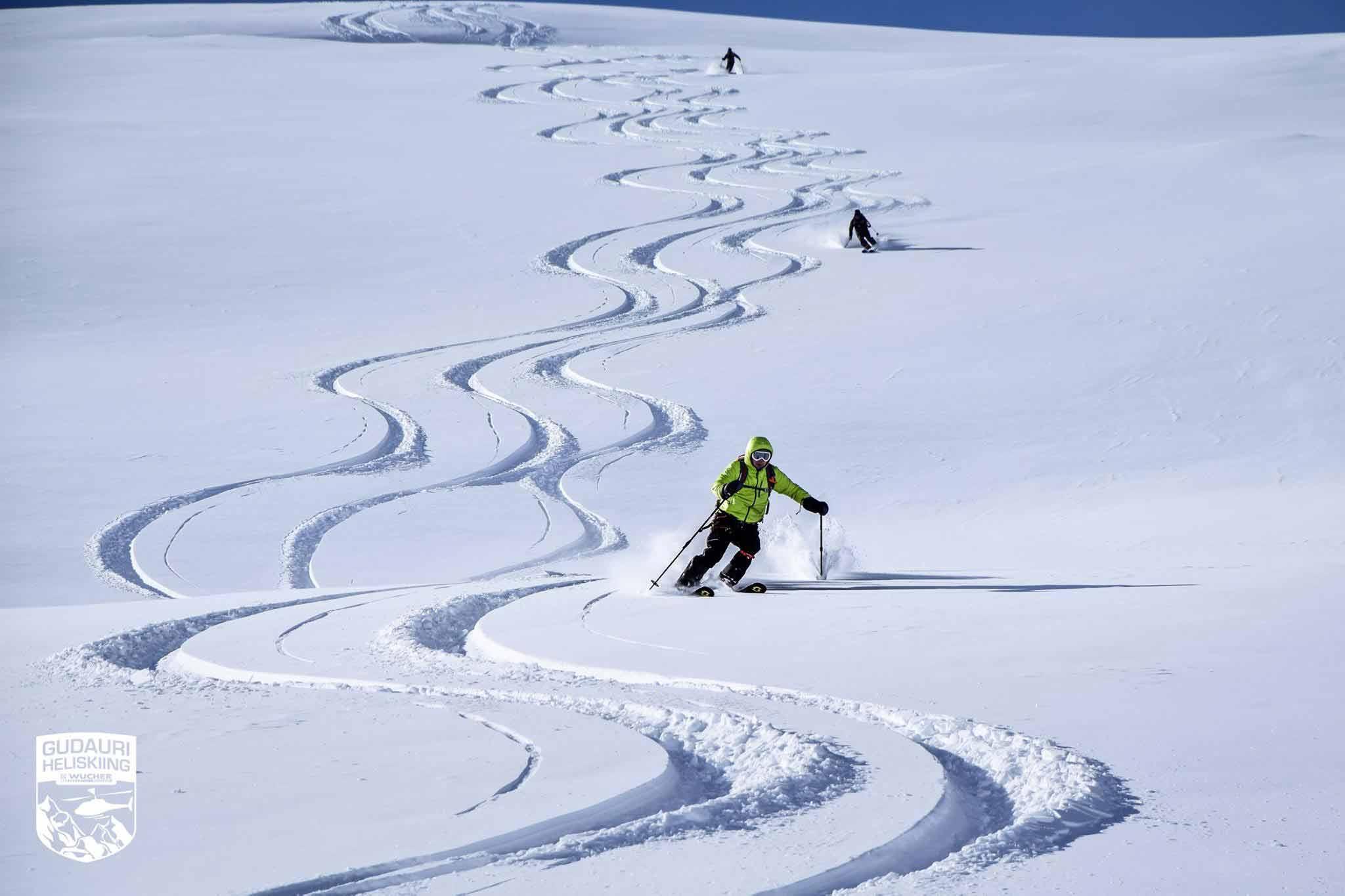 heli ski georgia