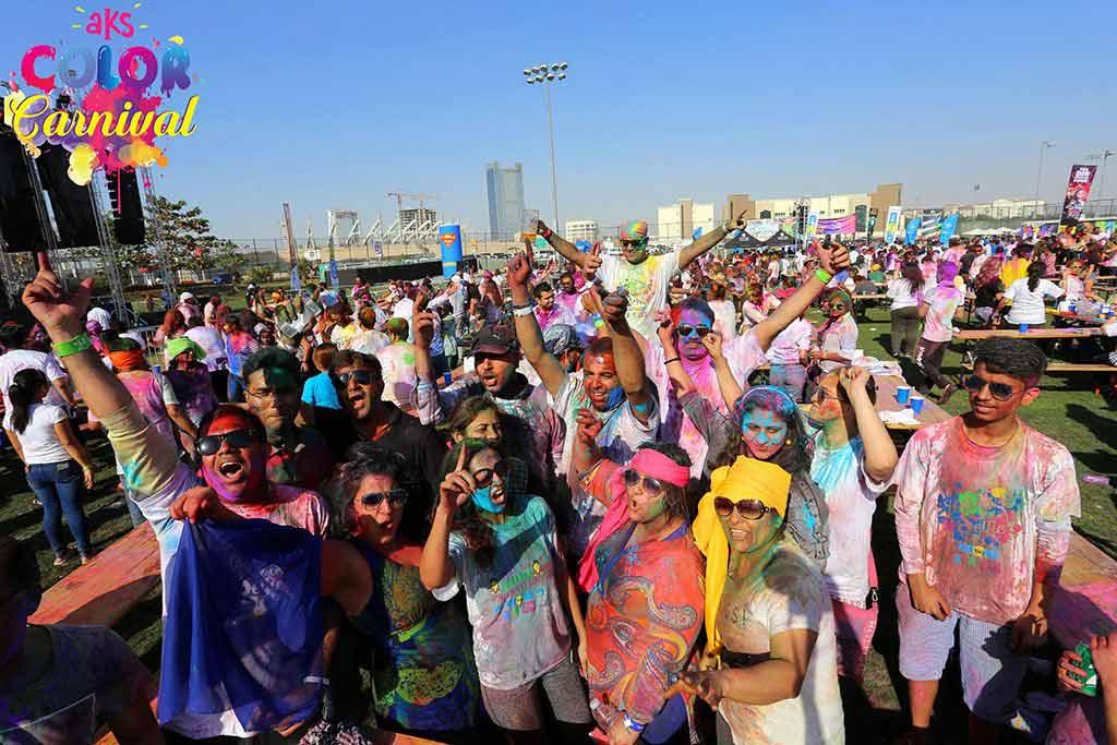 AKS Colour Carnival 2018