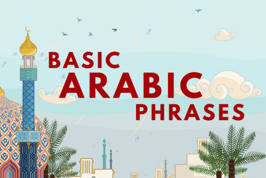 Basic Arabic Phrases