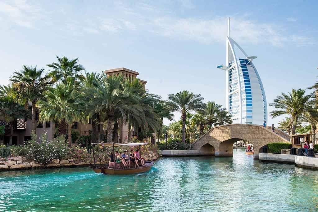 Dubai During Summer