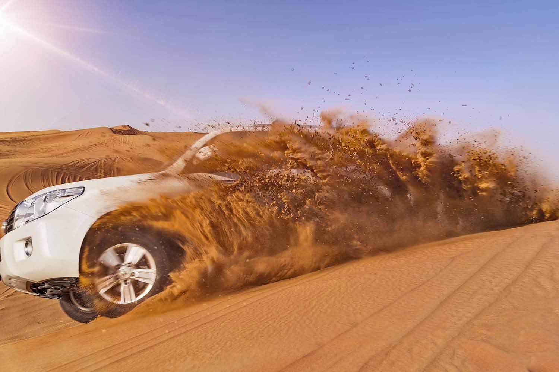 How to Select the Best Desert Safari in Abu Dhabi