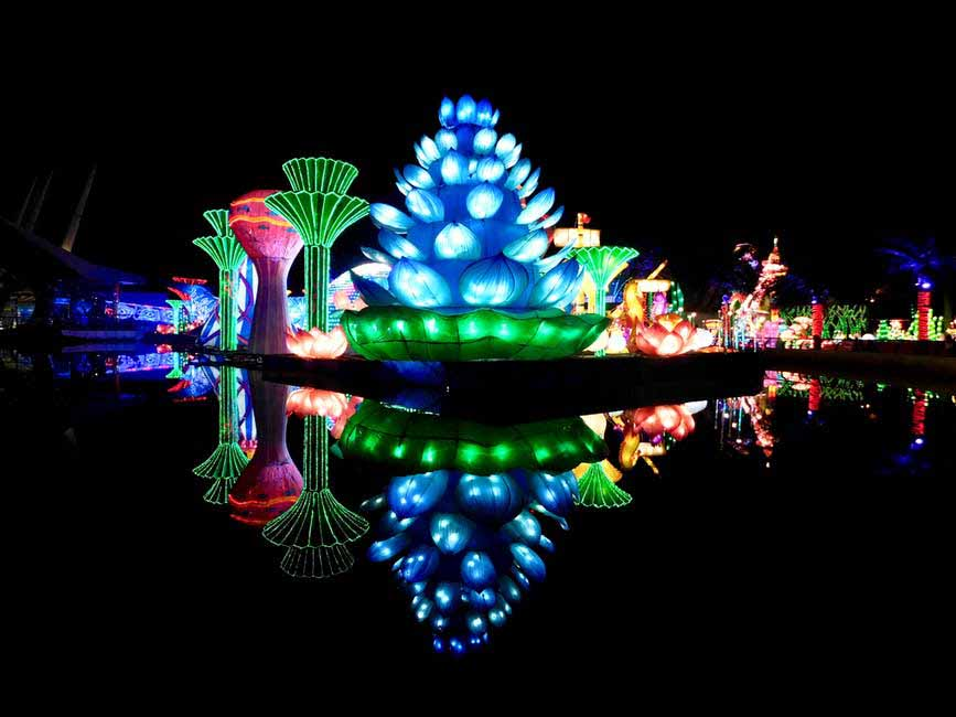 Dubai Garden Glow Guide Tickets Offers And Timings