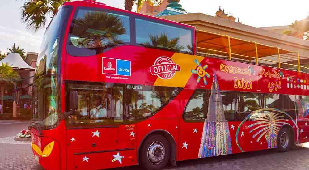 Dubai Hop On, Hop Off Bus Tours - Timings, Entry Fee, Deals, Route on